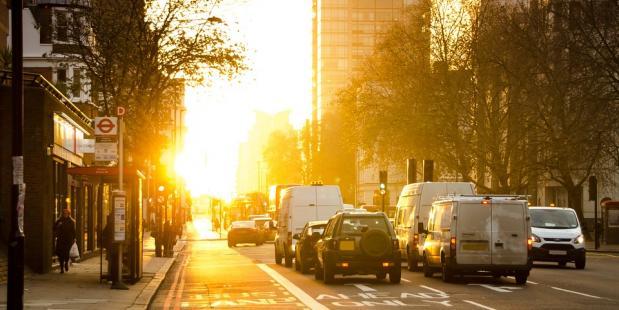 Warmte in de steden