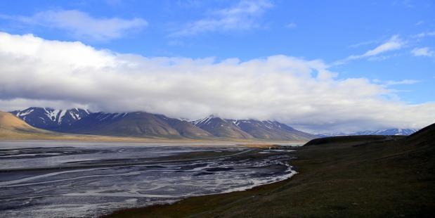 permafrost ontdooit