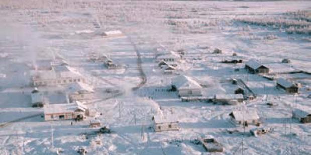 Siberisch laagterecord