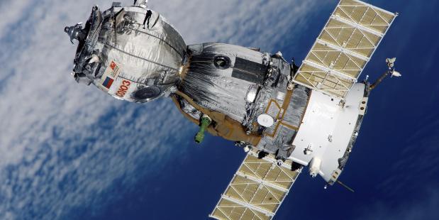 Satelliet. Foto van Pixabay.