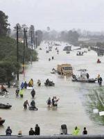 Orkanen trager en daardoor gevaarlijker