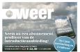 Mis het februarinummer van Het Weer Magazine niet!
